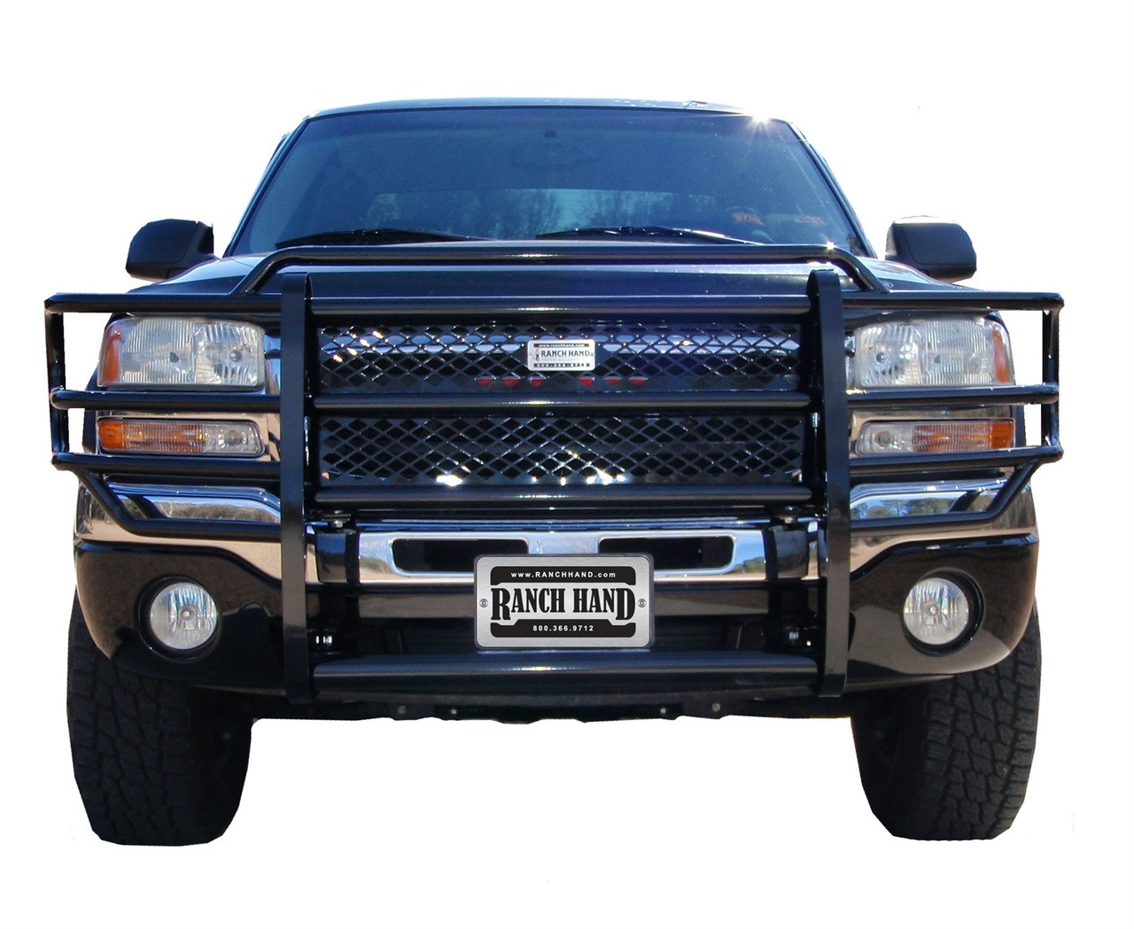 03-07 SIERRA 1500 LEGEND GRILLE GUARD