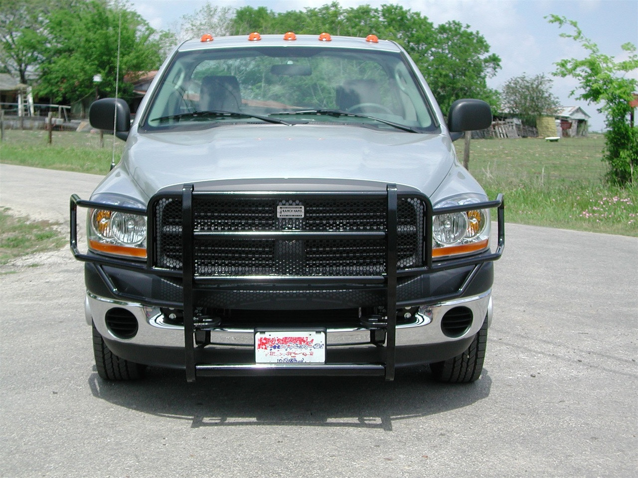 03-09 RAM 2500/3500, 1500/2500 MEGA CAB LEGEND GRILLE GUARD