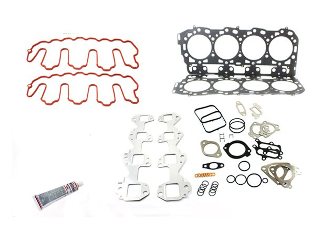 LBZ Head Gasket Kit with Exhaust Manifold Gaskets, no bolts
