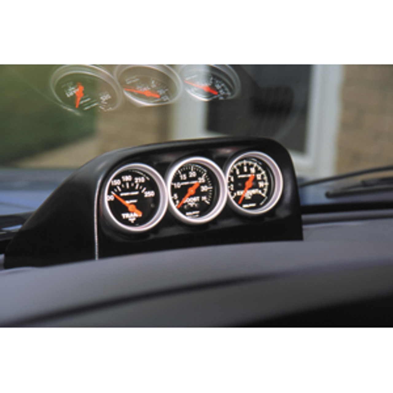 Autometer Dodge Ram, 98-02 Triple Dash Pod 2-1/16In.