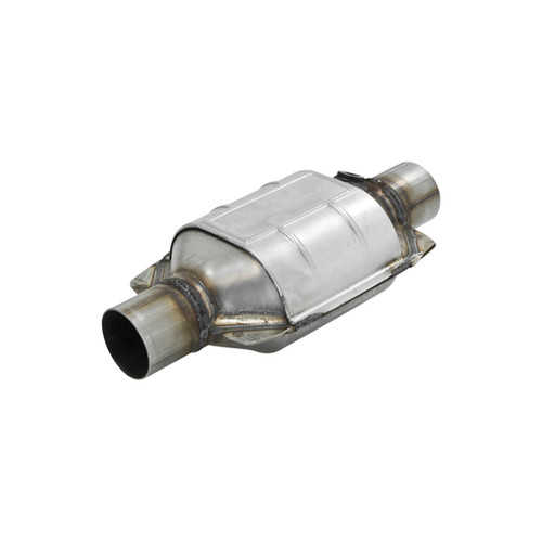 Flowmaster  Catalytic Converter - Universal - 2.25 in. - OBDII - 49 State -Oval