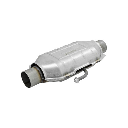 Flowmaster  Catalytic Converter - Universal  2.50 in. Inlet/Outlet - 49 State