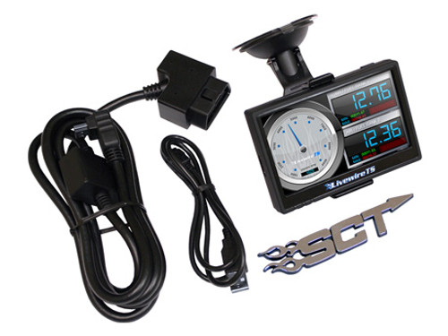 SCT LIVEWIRE TS Programmer 96-12 GM Gas and Diesel Vehicles