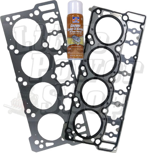 06-10 Ford 6.0 Powerstroke Head Cylinder Saver Kit 20MM