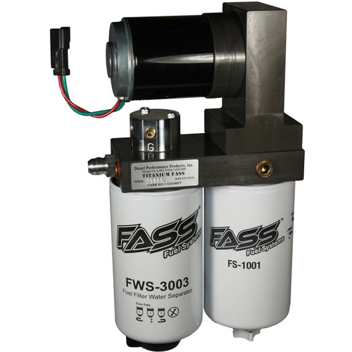 FASS 1994-1998 4X4 Dodge Ram Cummins 125 GPH Flow Rate 45PSI Titanium Series
