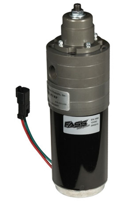 FASS 2001-09 GM Duramax Adjustible 95 Gph Hpfp Pump 0-25PSI