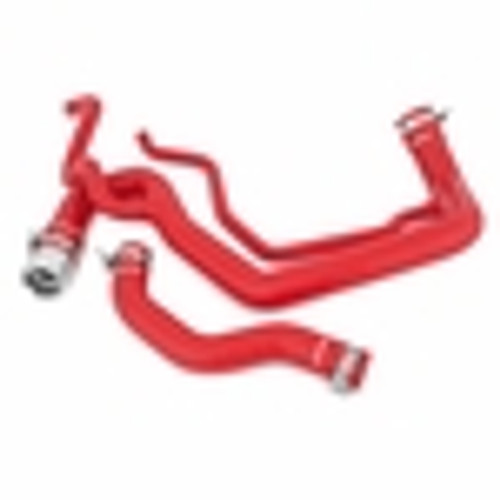 Mishimoto 06-10 Chevy Duramax 6.6L 2500 Red Silicone Hose Kit