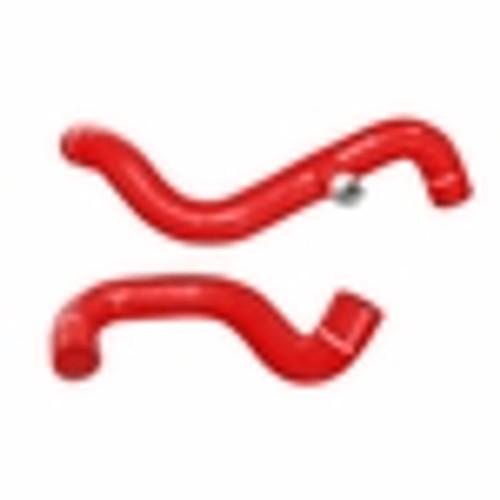 Mishimoto 94-97 Ford F250 7.3L Red Diesel Hose Kit