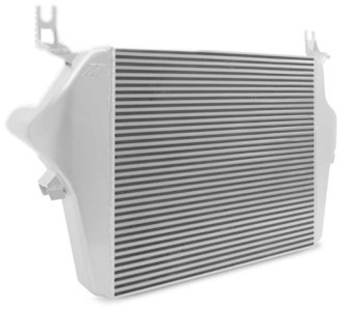 Mishimoto 03-07 Ford 6.0L Powerstroke Intercooler (Silver)