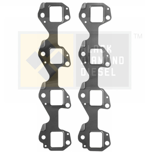 Black Diamond 01-04 Duramax 6 6 LB7 Exhaust Manifold Gasket Set