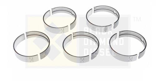 Black Diamond 04.5-05 Duramax 6.6 LLY .25MM Oversize Main Bearing Set