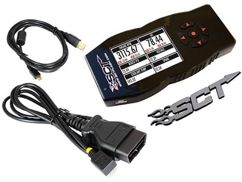 SCT 1996- 2014 Dodge Chrysler Cars/Trucks/Jeep  Gas Only X4 Programmer