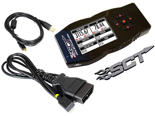 SCT 1999 - 2014 GM Cars & Trucks X4 POWERFLASH Programmer