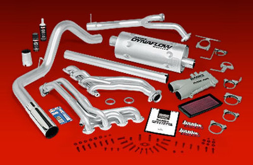 Banks Torque Tube System - 1997-03 Ford 6.8L Mh C, E-S/D
