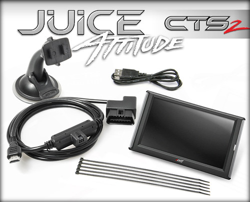 1999-2003 FORD POWERSTROKE (7.3L) JUICE W/ATTITUDE CTS2