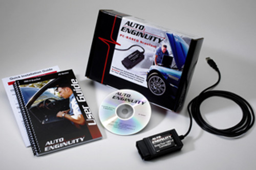 Auto Enginuity Domestic Pro Line Bundle Scan Tool