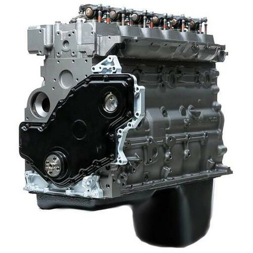 DFC Long Block Remanufacture 2007- 2016 Dodge 6.7 Cummins Engine