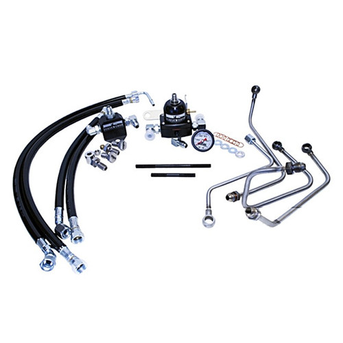 Industrial Injection Regulated Return System for 03-07 Ford 6.0 Powerstroke