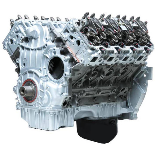DFC Remanufactured 04.5-05 Duramax 6.6 LLY Long Block Engine