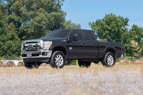 With Leveling kit