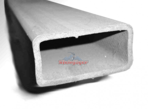 Steinjäger Tubing, HREW, Square Tubing Cut-to-Length 2.000 x 1.000 x 0.112 Square 1 Piece 72 Inches Long