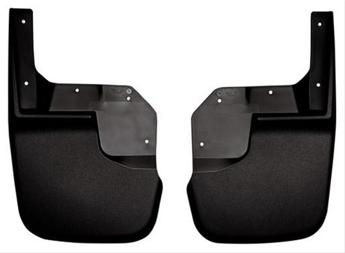 07-16 WRANGLER FRONT MUD GUARDS