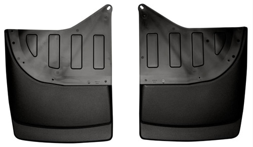 01-06 GMC FS PU DUALLY REAR MUD GUARDS