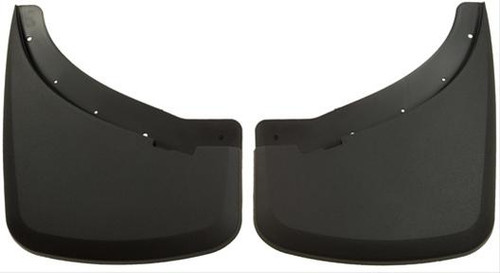 07-14 GM SILVERADO/SIERRA HD DUALLY REAR MUD GUARDS