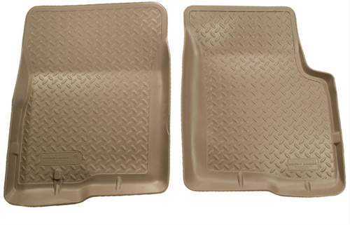 04-06 TUNDRA DOUBLE CAB FRONT FLOOR LINER TAN