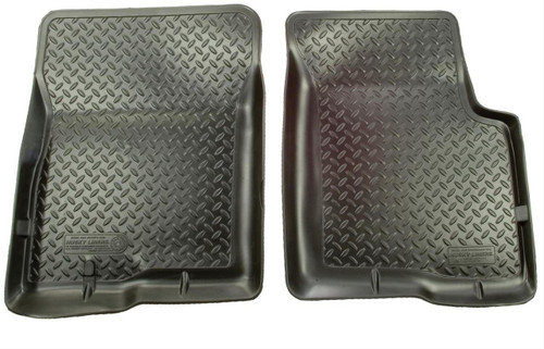 01-04 TACOMA DOUBLE CAB FRONT FLOOR LINER BLACK