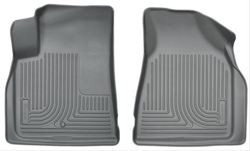 07-17 ACADIA/ENCLAVE/OUTLOOK/TRAVERSE FRONT FLOOR LINERS GREY