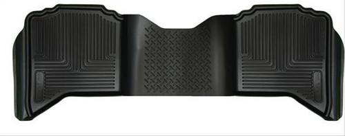 05-17 TACOMA CREW CAB PICKUP 2ND SEAT FLOOR LINER X-ACT CONTOUR SERIES BLACK