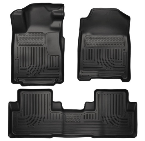 05-10 COBALT 4-DOOR FRONT & 2ND SEAT LINER BLACK