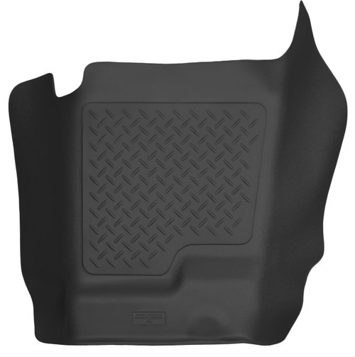 07-13 SILVERADO/SIERRA/SUV CENTER HUMP FLOOR LINER X-ACT CONTOUR SERIES BLACK