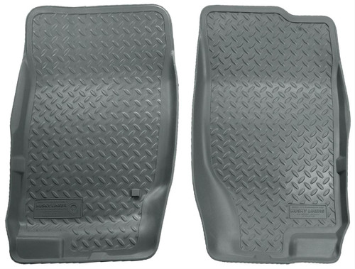 02-10 EXPLORER/MOUNTAINEER 4 DR./03-05 AVIATOR (AUTOMATIC TRANSMISSION ONLY) FLOOR LINER GREY