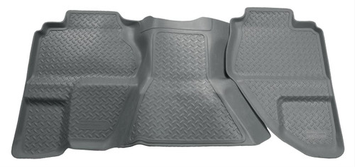 07-13 SILVERADO/SIERRA EXT CAB (NOT CLASSIC) GREY SECOND SEAT FLOOR LINER