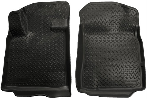 07-09 TUNDRA REGULAR/DOUBLE CAB/CREWMAX FRONT FLOOR LINER BLACK