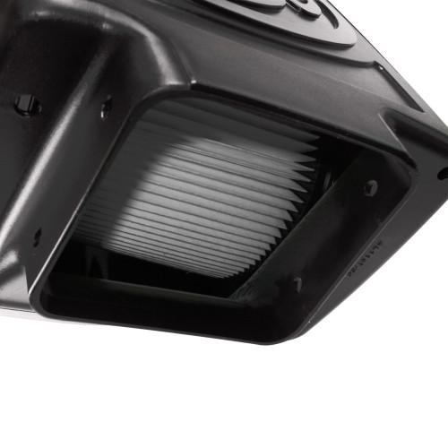 S&B 2011-12 GM Duramax 2500/3500 Diesel 6.6 Cold Air Intake Kit (Disposable Filter)