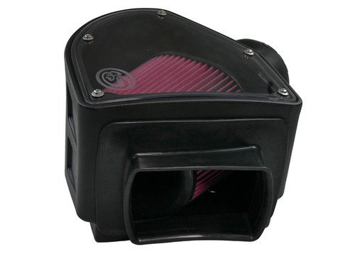 S&B Cold Air Intake for 1994-2002 Dodge Ram Cummins 5.9L (Cleanable, 8-ply Cotton Filter)