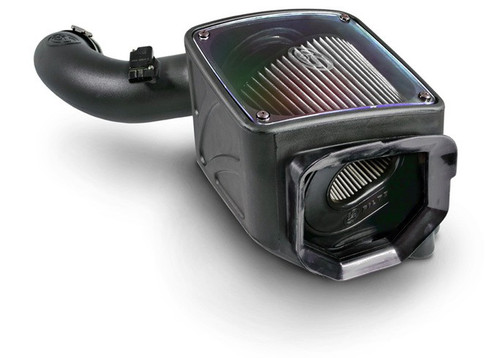 S&B Cold Air Intake for 2004-2005 Chevy / GMC Duramax LLY 6.6L DRY filter