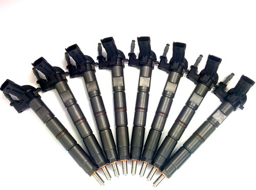 Dynomite Ford 6.7L 11-14  Reman Injector SET - 30% Over