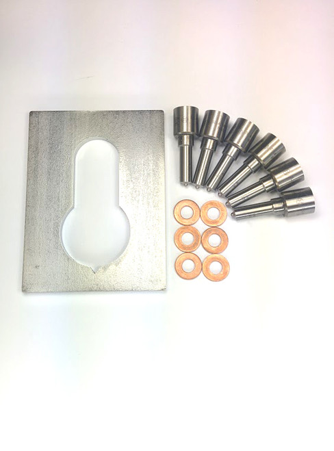 Dynomite Dodge 04.5-07 Injector Nozzle Set - CUSTOM with BALANCING