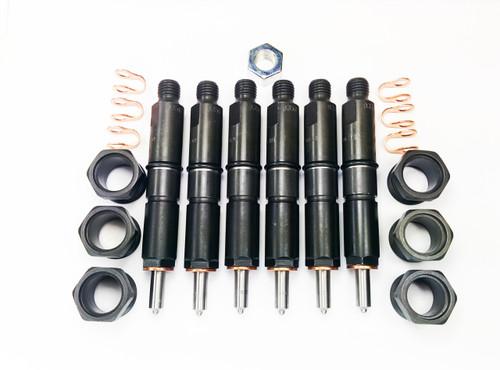Dynomite Dodge 89-93 Economy Series Injector SET