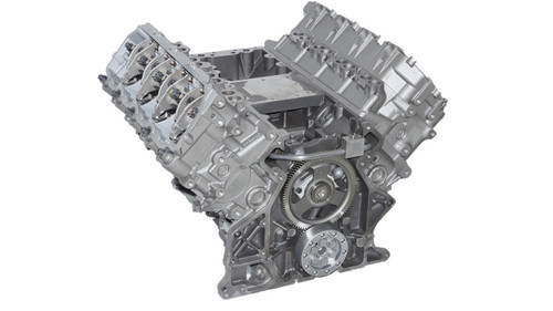 2003-2007 Ford 6.0 Powerstroke Diesel Long Block Replacement Engine