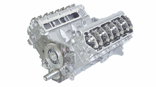 1994-2003 Ford 7.3 Powerstroke Diesel Long Block Replacement Engine