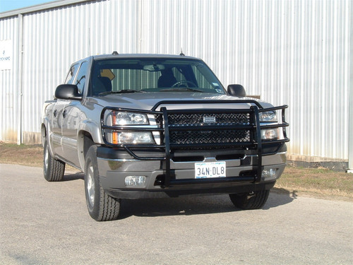 03-07 SILVERADO 1500 /03-06 AVALANCHE LEGEND GRILLE GUARD