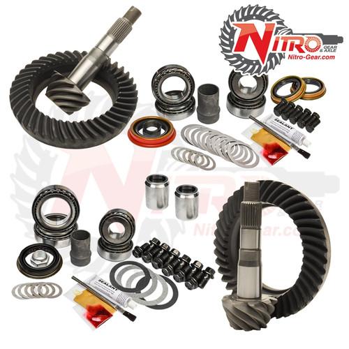 05+ Toyota Tacoma W/O E-Locker 4.88 Ratio Gear Package Kit Nitro Gear and Axle