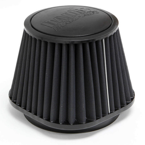 Air Filter Element Dry For Use W/Ram-Air Cold-Air Intake Systems 07-12 Dodge/Ram 6.7L Banks Power