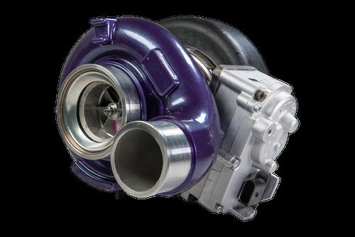 ATS Aurora 3000 VFR upgraded replacement turbocharger, 2007.5-2012 6.7L Cummins.