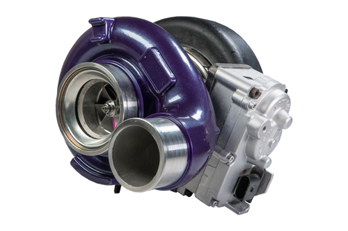 ATS Aurora 3000 VFR upgraded replacement turbocharger, 2013-Present 6.7L Cummins, includes harness adapter